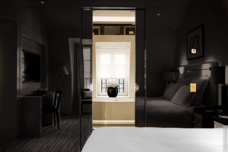 Photo d'architecture - Photographe professionnel du luxe © Stéphane Adam stephane-adam.com/ Hotel Montaigne