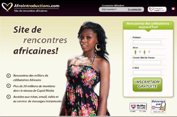 Site de rencontre serieux en afrique