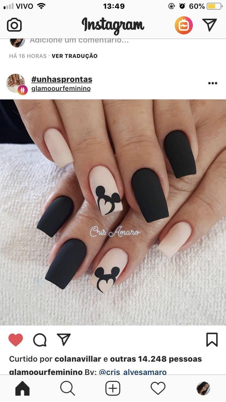 Sencillas Nails – 275+ Images