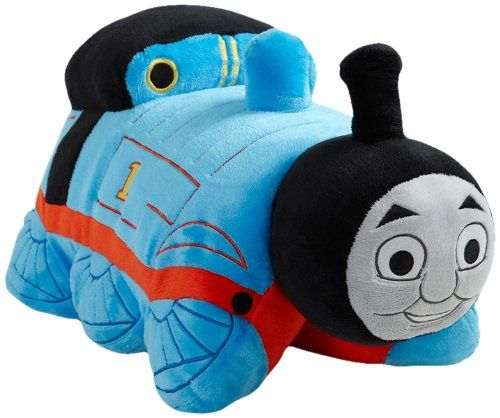 Grady  $14  My Pillow Pets Thomas The Tank Engine - Blue/Red (Licensed) Pillow Pets,http://www.amazon.com/dp/B005LQVZZW/ref=cm_sw_r_pi_dp_VhlNsb16VC6PW02W