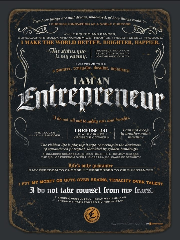 i am an entrepreneur quotes - photo #28