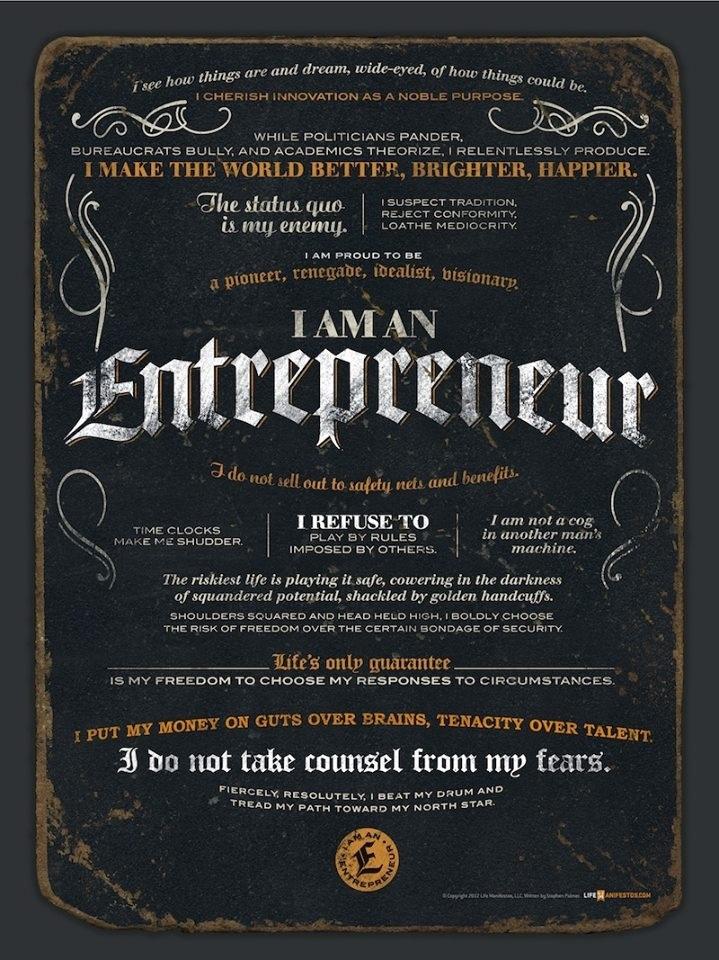 i am an entrepreneur quotes - photo #28