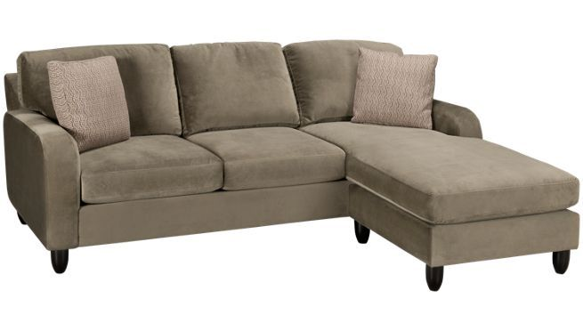 Max Home - Sorrento - Sofa and Ottoman with Chaise Cushion - Sofas for Sale in MA, NH, RI | Jordan's Furniture