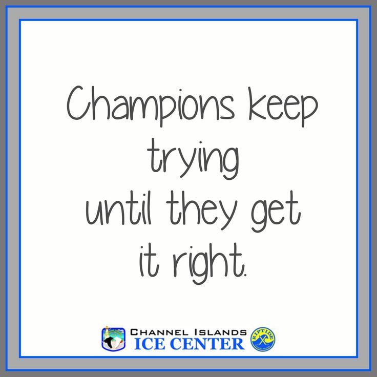 #champions #ice