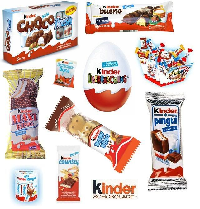 Kinder Schokolade...going to miss you again :'(