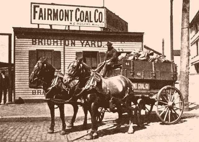The Fairmont Coal Company Story Fairmont West Virginia