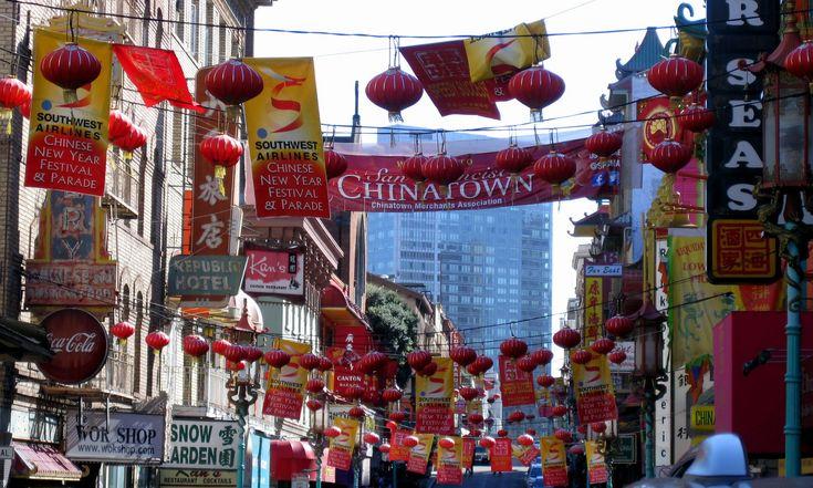 Chinese New Year Parade San Francisco Chinese new