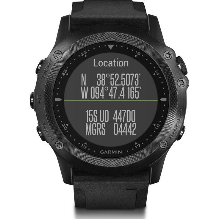 Garmin Tactix Bravo Multi-Sport GPS Watch   Silicone 010-01338-0C