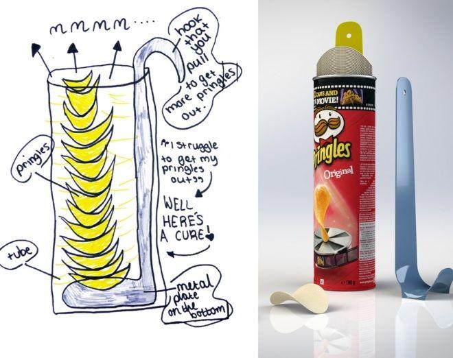 Este artista convierte los inventos locos de niños en objetos reales   F5   EL MUNDO