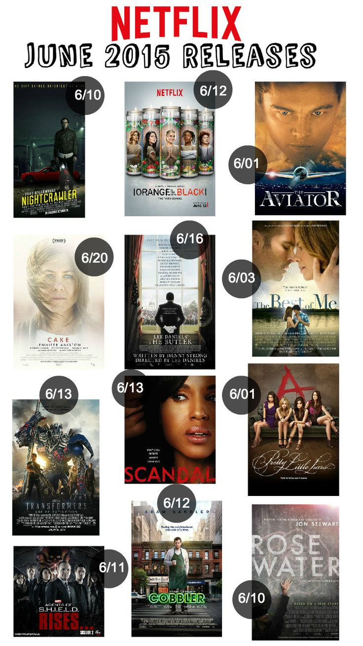 What's on Netflix | New to Netflix: June 2015