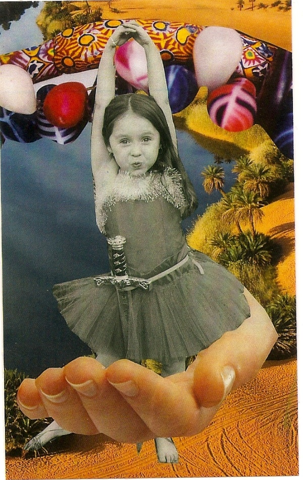"""""""I Am One Who facilitates SoulCollage® workshops.  I encourage you to find that creative inner child and make some cards."""""""