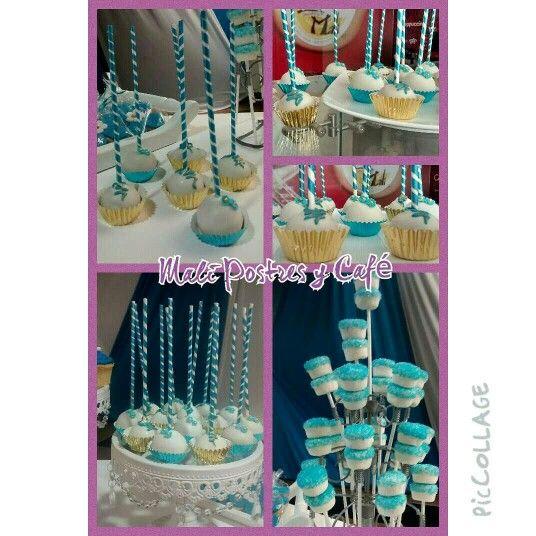 Cake Pops Primera Comunion
