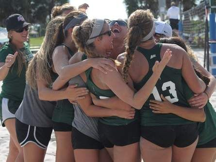 Stetson sand volleyball wins Atlantic Sun Championship | News-JournalOnline.com
