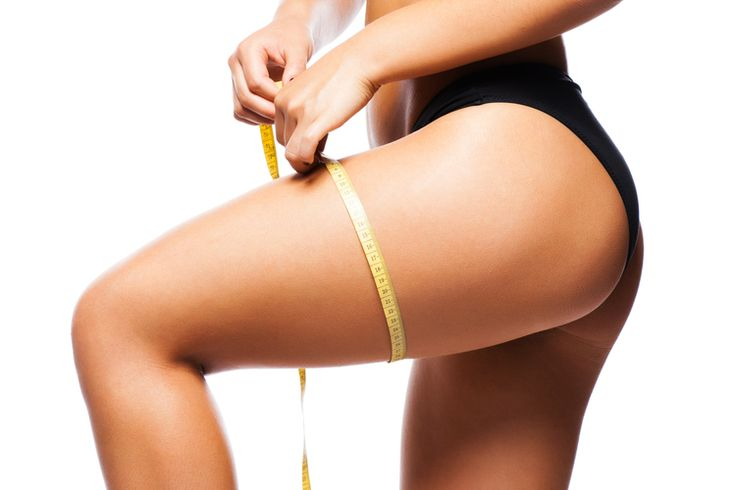Take these easy steps towards slim thighs and strong legs!