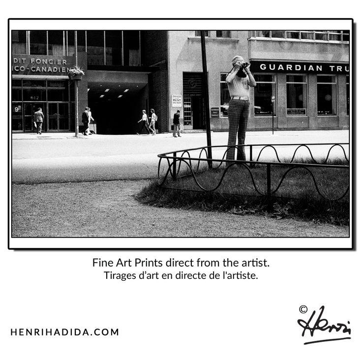 ©HENRI HADIDA: THE GUARDIAN, MONTREAL 1974