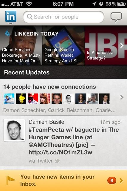 Mobile UI Patterns #mobile #internet