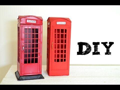 Cabine de telefone londres