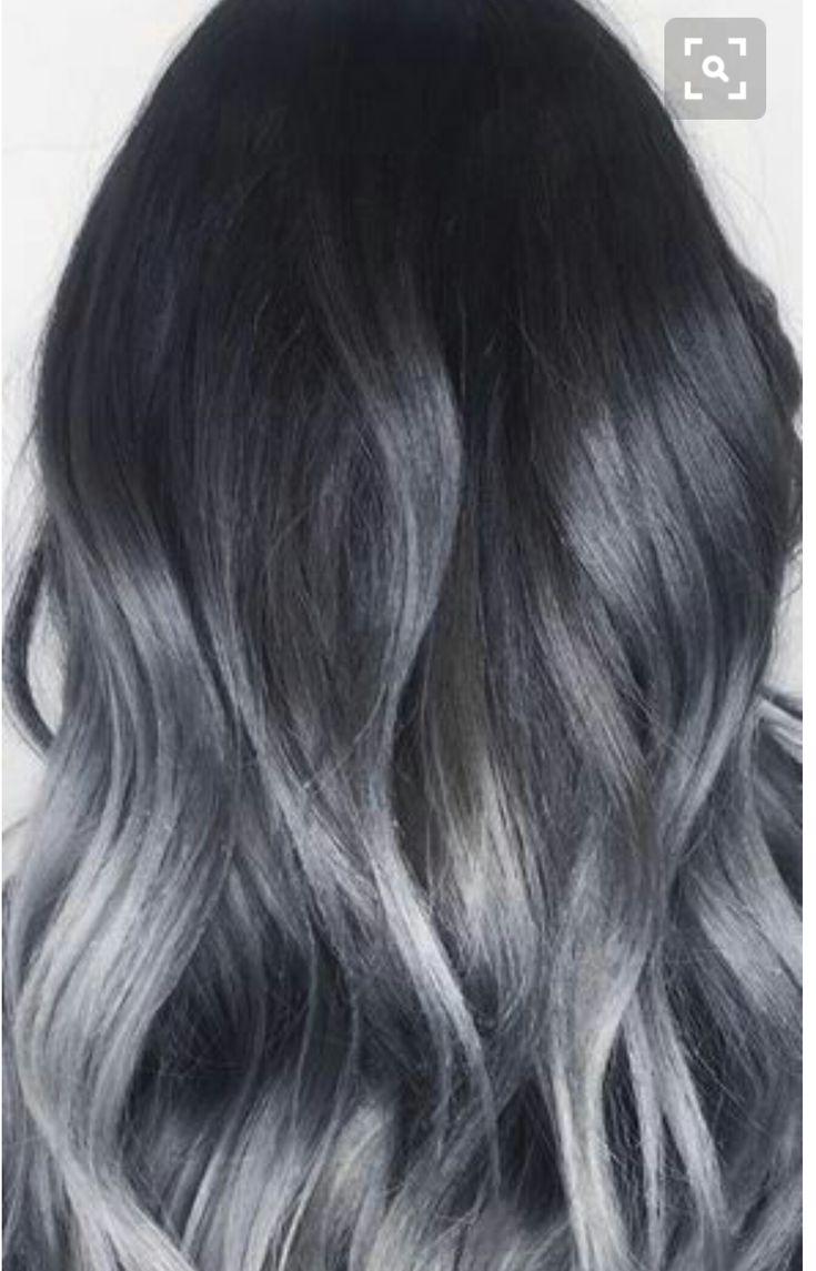 Silver Coloration Cheveux Cheveux Et Coiffure