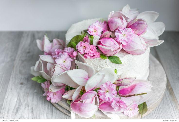 Magnolia Cake Recipe