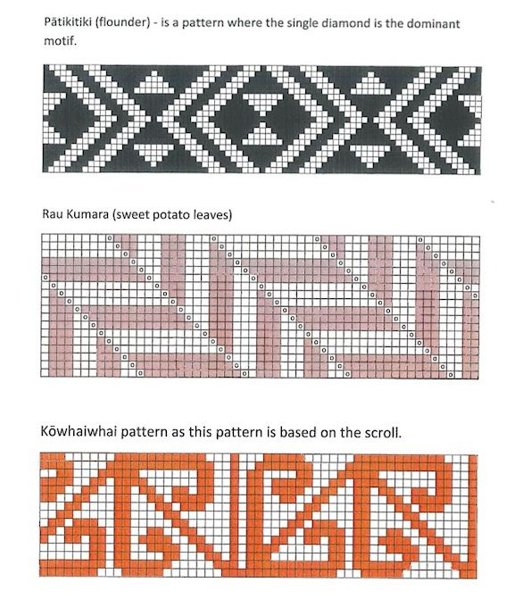taniko pattern - Google Search