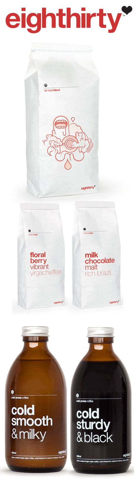 Time for a coffee break eighthirty #coffee #packaging PD