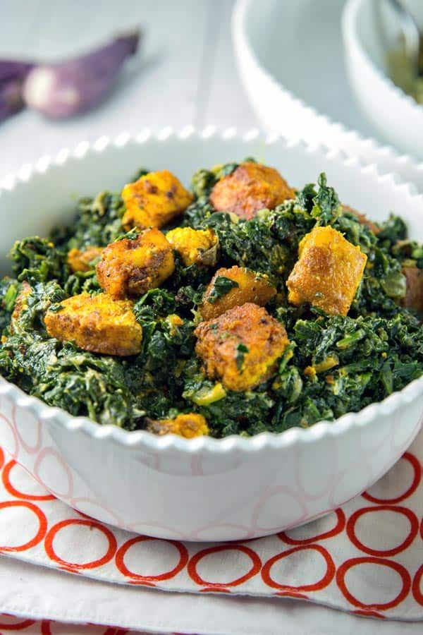 Easy Homemade Saag Panner Make Your Own Indian Food At Home With This Easy Saag Paneer Recipe Plus Substitutions If Yo Saag Paneer Indian Food Recipes Paneer