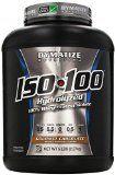 Dymatize Nutrition ISO 100 Whey Protein Powder Gourmet Chocolate 5 Pound Reviews
