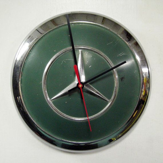 Use my VW emblem?  for this?  hubcap clock