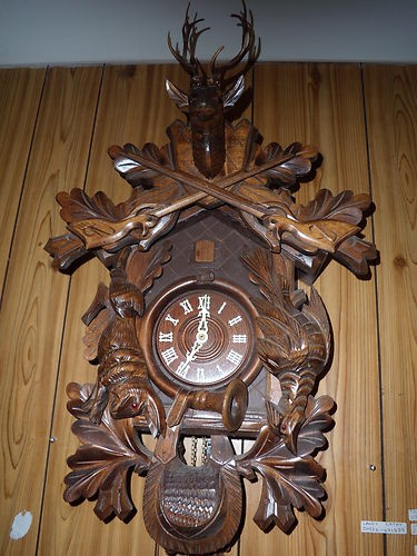 240 best images about antique clocks on pinterest clock vienna and image search - Wooden cuckoo clocks ...