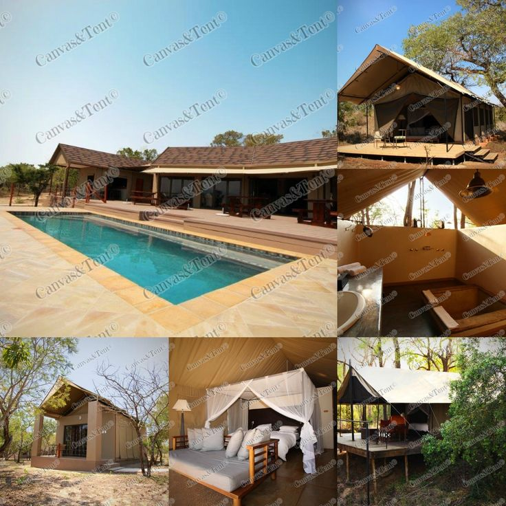 the tents at Honeyguide in Manyeleti (two camps, Khoka Moya and Mantobeni) and also Cheetah Paw in the Guernsey Game Reserve.