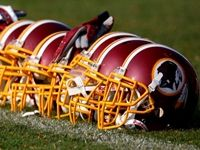 """NFL Commissioner Roger Goodell said that Redskins owner Dan Snyder, who said he would never change the team's name, is taking complaints about the name seriously,""""wants to do the right thing,"""" and is """"way down the road"""" in considering a potential name change."""
