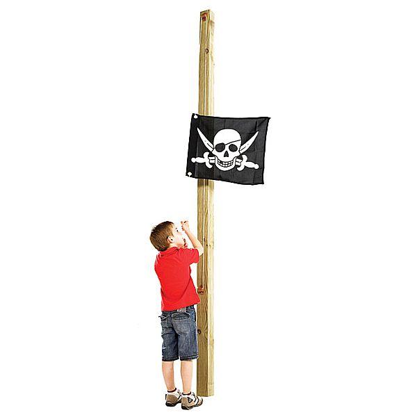 KBT Flag with hoisting system – pirate