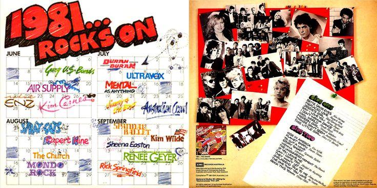 1981 Rocks On!