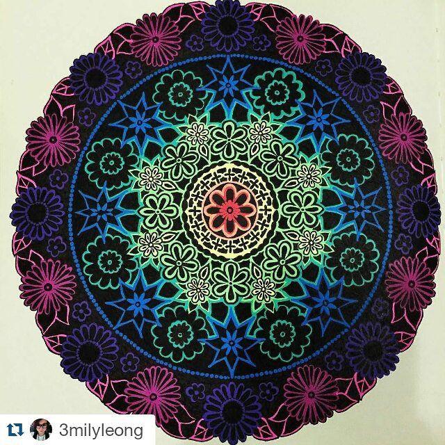 58 Best J B Mandala Bluten Images On Pinterest