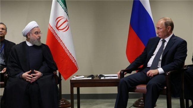 Iran-Rusia lakukan pertemuan bilateral, apa isinya?