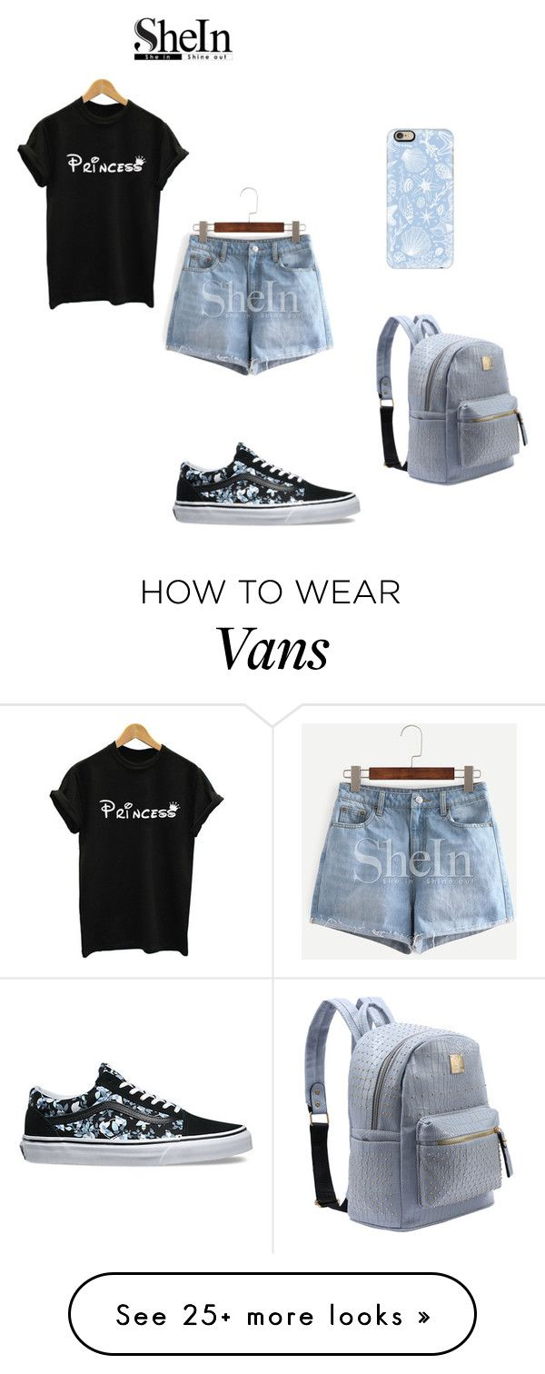 """""""Untitled #119"""" by grateful-angel on Polyvore featuring Casetify and Vans"""