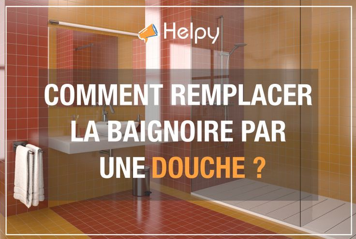 remplacer une baignoire par une douche prix comment remplacer ma baignoire par une douche leroy. Black Bedroom Furniture Sets. Home Design Ideas