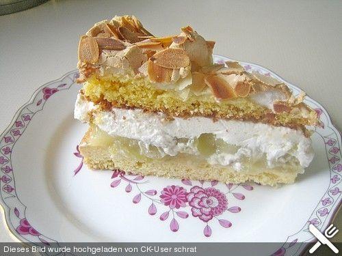 Stachelbeer baiser torte im thermomix  Appetitlich FotoBlog fr Sie