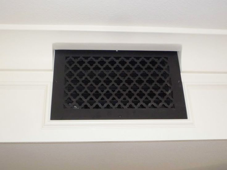 Tuscan Steel Vent Cover Vent Covers Metals And Products