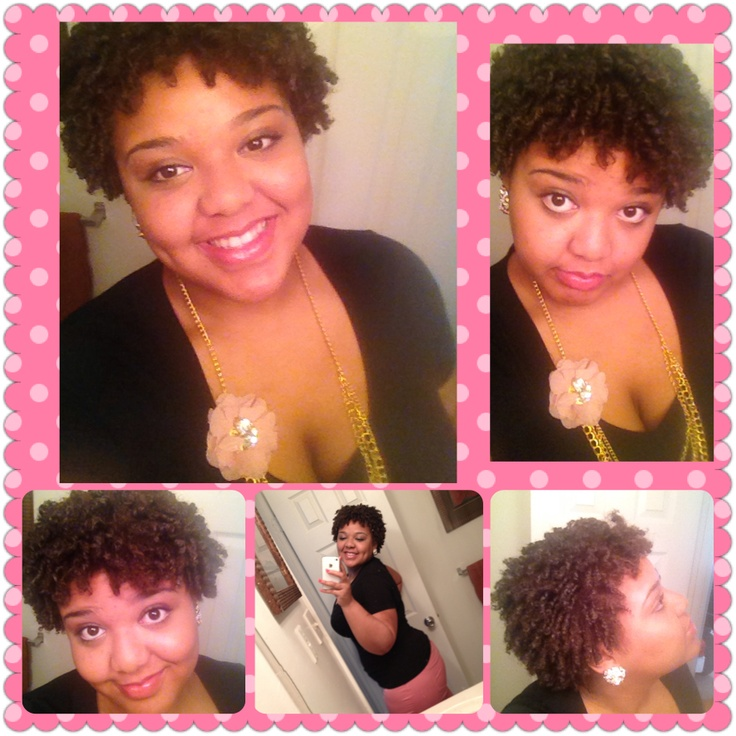 Birthday coils... :) | Natural Hair and Hairstyles!!! | Pinterest