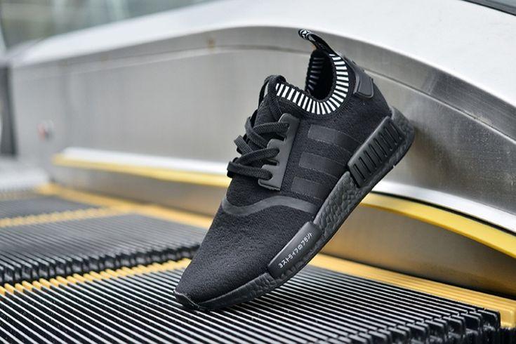 f9ff8b3cddaa9 ... adidas NMD Runner PK « Triple Black »