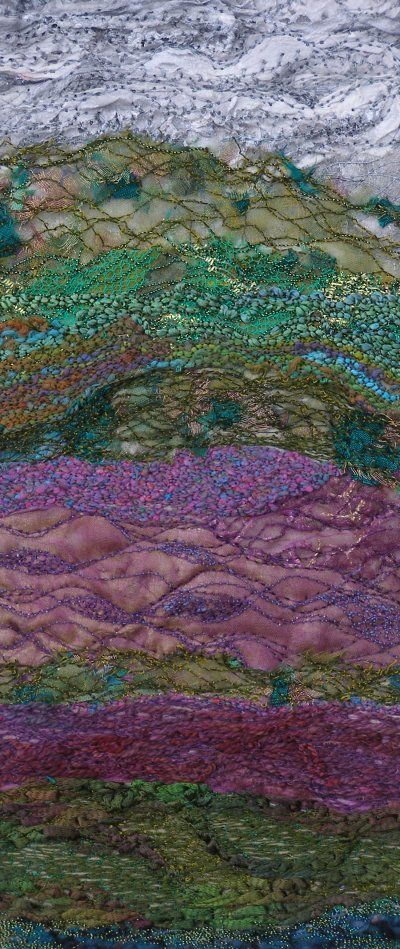 Gina Ferrari Textile Artist