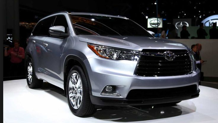 2015 Toyota Highlander. Check out Toyota's 2015 vehicle line up, some of which will be displayed at the 2015 Calgary International Auto & Truck Showcase  For more information visit us online at: www.autoshowcalgary.com