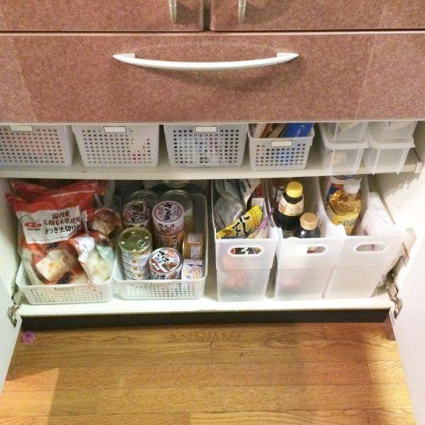キッチン収納アイデア特集 使える100均アイテムもご紹介 Folk 収納 アイデア 収納 アイデア キッチン インテリア 収納