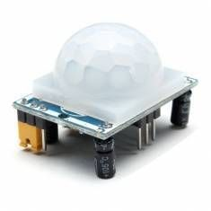 The HC-SR501 Passive Infrared (PIR) Motion Sensor This motion sensor module uses the LHI778 Passive Infrared Sensor and the BISS0001 IC to control how motion is detected. The module features adjus…