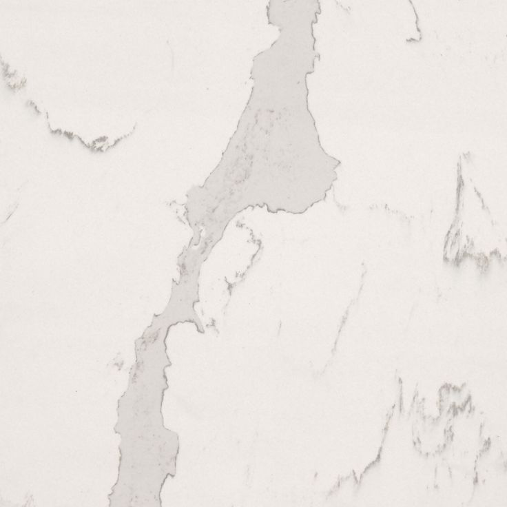 A premium marble effect Quartz worktop which is pure white with grey marbling. Find out more on Urban Quartz here. Contact us for samples here