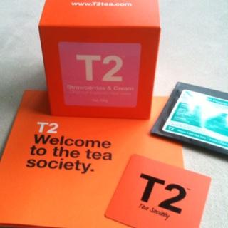 Loving the T2 Tea Society