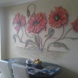 Роспись стен. Барельеф. Картины , Красноярск