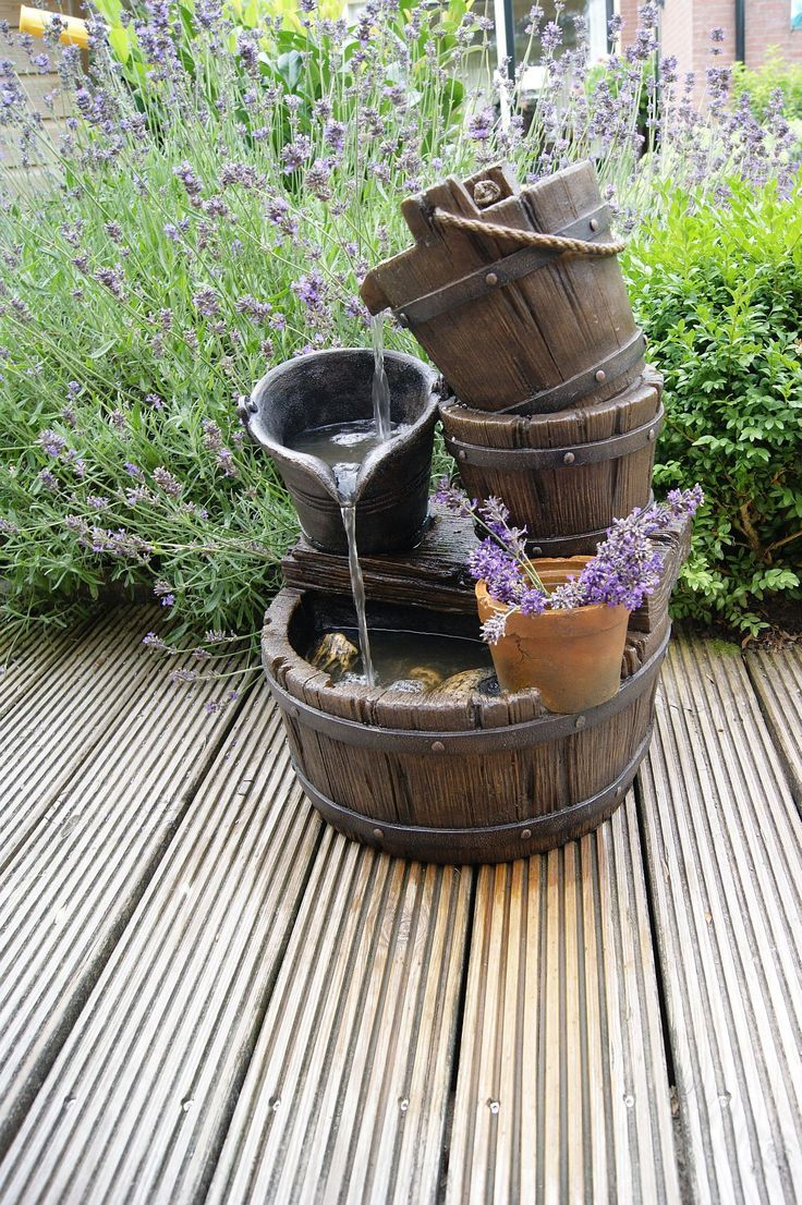 65 best Fontaines de jardin images on Pinterest  Garden fountains Au and Fountain garden