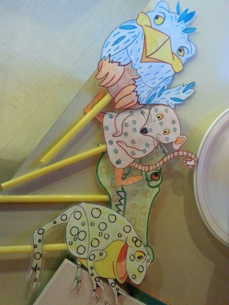 L'école maternelle Desnos sur la toile - ... qui avait une grande bouche